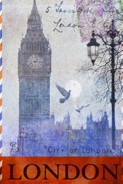 Big Ben Tower, London by Chris Vest