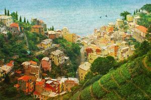 Cinque Terre, Italy by Chris Vest