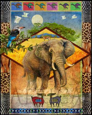 Elephant by Chris Vest