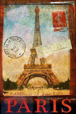 Paris Tour Eiffel Tower, Trocadero by Chris Vest
