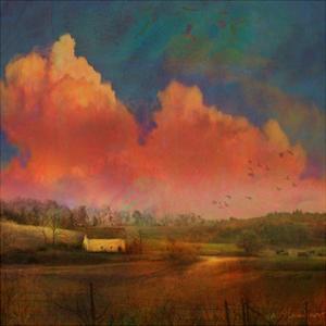 Pastoral Sunset by Chris Vest