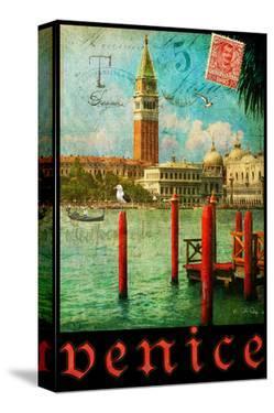 Venice, San Marco, Canale Grande by Chris Vest