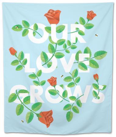 Our Love Grows by Chris Wharton