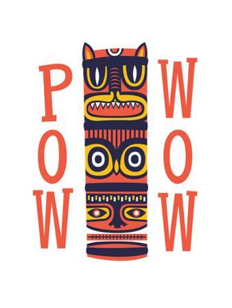 Pow Wow by Chris Wharton