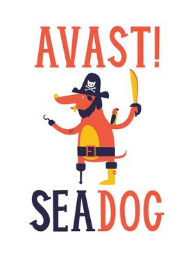 Sea Dog by Chris Wharton