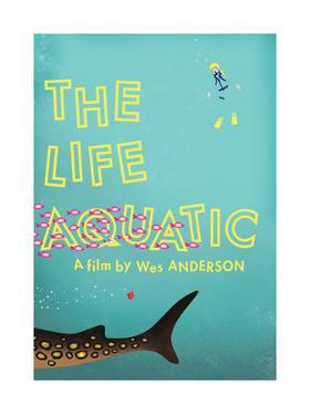 The Life Aquatic by Chris Wharton