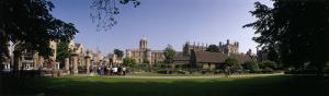 Christ Church College, Oxford, England, United Kingdom
