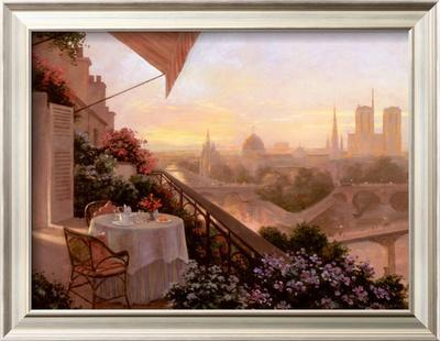 Dinner for Two by Christa Kieffer
