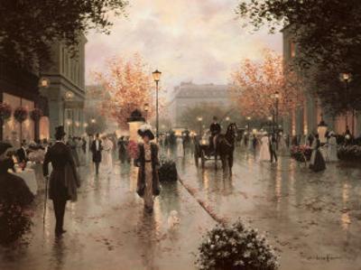 Une Parissienne