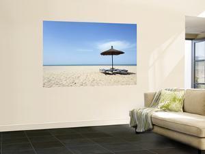 Beach in Palmarin, Near Luxury Hotel Royal Lodge by Christian Aslund
