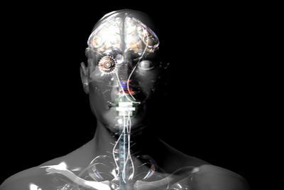 Cyborg by Christian Darkin