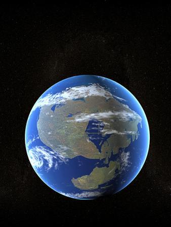 Future Earth by Christian Darkin