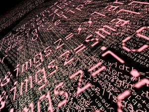 Internet Computer Code by Christian Darkin
