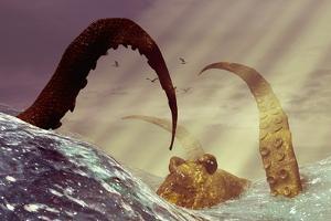 Kraken by Christian Darkin