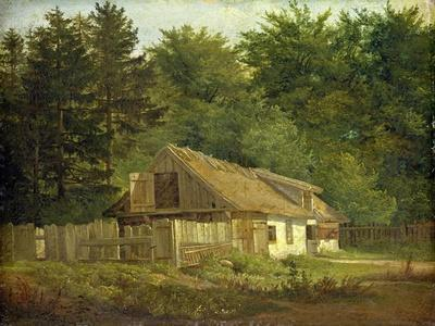 A House in the Frederiksdal Forest near Copenhagen, 1828