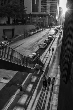Usa,Illinois, Midwest, Cook County, Chicago,Magnificent Mile, by Christian Heeb