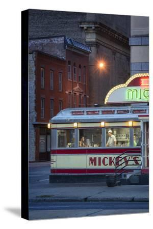 Usa,Midwest, Minnesota, St.Paul, Mickey's Diner
