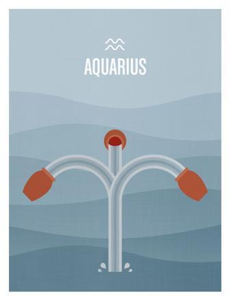 Aquarius by Christian Jackson