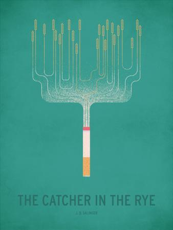 The Cather in the Rye_Minimal by Christian Jackson