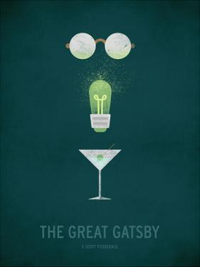 The Great Gatsby Minimal by Christian Jackson