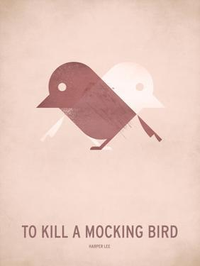To Kill a Mocking Bird_Minimal by Christian Jackson