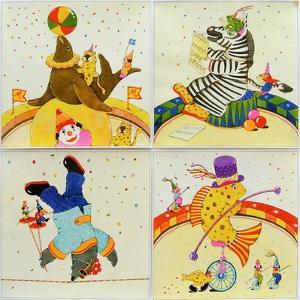Animal Circus II by Christian Kaempf
