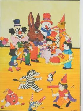 Animal party by Christian Kaempf