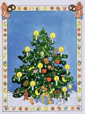 Christmas Tree by Christian Kaempf