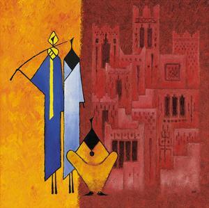 Maroc Casbah by Christian Keramidas