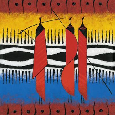 Masai Zèbre by Christian Keramidas