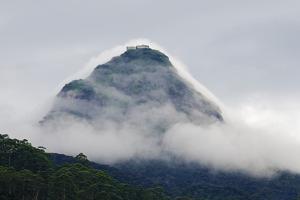 Adams Peak, Sri Lanka, Asia by Christian Kober