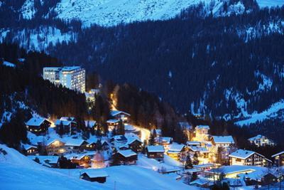 Arosa Mountain Resort, Graubunden, Swiss Alps, Switzerland, Europe