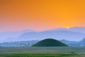 Asia, Republic of Korea, South Korea, Gyeongsangbuk-Do, Gyeongju by Christian Kober