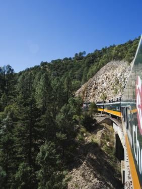 El Chepe Railway Journey Through Barranca Del Cobre (Copper Canyon), Chihuahua State, Mexico by Christian Kober