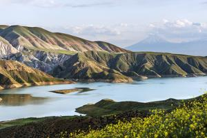 Eurasia, Caucasus Region, Armenia, Lesser Ararat Near Mt Ararat in Turkey. by Christian Kober