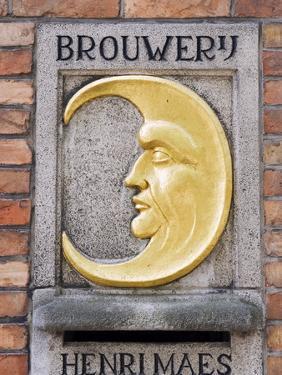 Henri Maes Belgian Beer, Brewery, Old Town, UNESCO World Heritage Site, Bruges, Belgium by Christian Kober