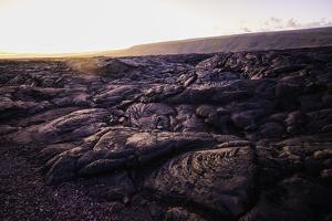 Lava flow, Hawaii Volcanoes National Park, Big Island, Hawaii, USA by Christian Kober