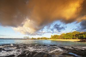 Mahai'ula Beach, Big Island, Hawaii, USA by Christian Kober