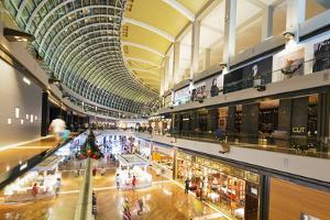 Marina Bay Sands Mall, Singapore, Southeast Asia, Asia by Christian Kober