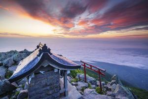 Mount Iwaki, Aomori prefecture, Tohoku, Honshu, Japan by Christian Kober