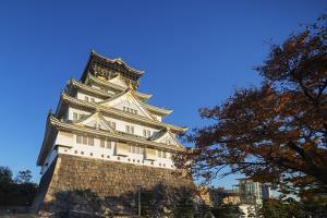 Osaka Castle, Osaka, Kansai, Japan by Christian Kober