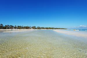 Paradise Beach, Bantayan Island, Cebu, the Visayas, Philippines, Southeast Asia, Asia by Christian Kober