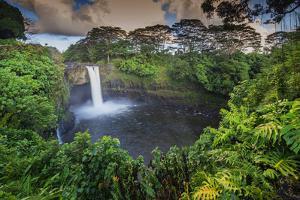 Rainbow Falls, Big Island, Hawaii, USA by Christian Kober
