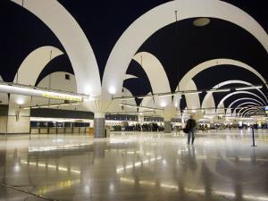 Seville International Airport, Spain by Christian Kober