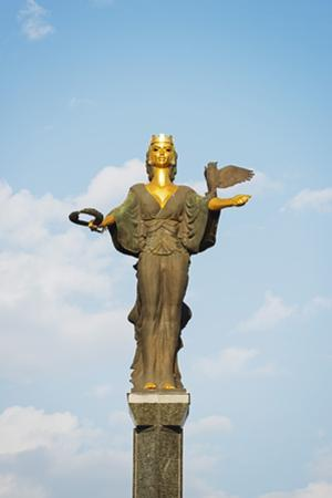 Sofia Monument, Sofia, Bulgaria, Europe