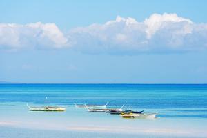 South East Asia, Philippines, the Visayas, Cebu, Bantayan Island, Paradise Beach by Christian Kober