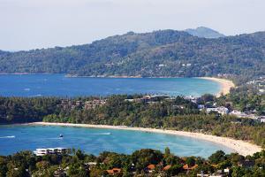 South East Asia, Thailand, Phuket, Kata Beach View Point by Christian Kober