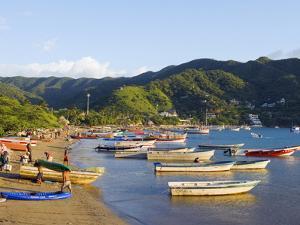 Taganga, Caribbean Coast, Colombia, South America by Christian Kober
