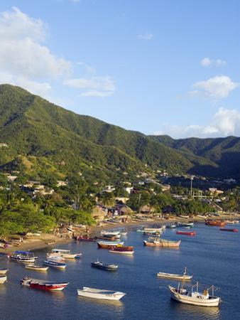 Taganga, Caribbean Coast, Colombia, South America