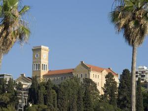 The American University, Beirut, Lebanon, Middle East by Christian Kober
